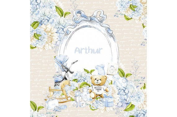 Baby boy 2 - personalized
